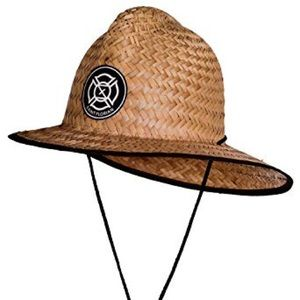 St. Florian Straw Hat